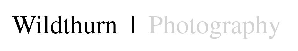 Wildthurn Fotografie Logo