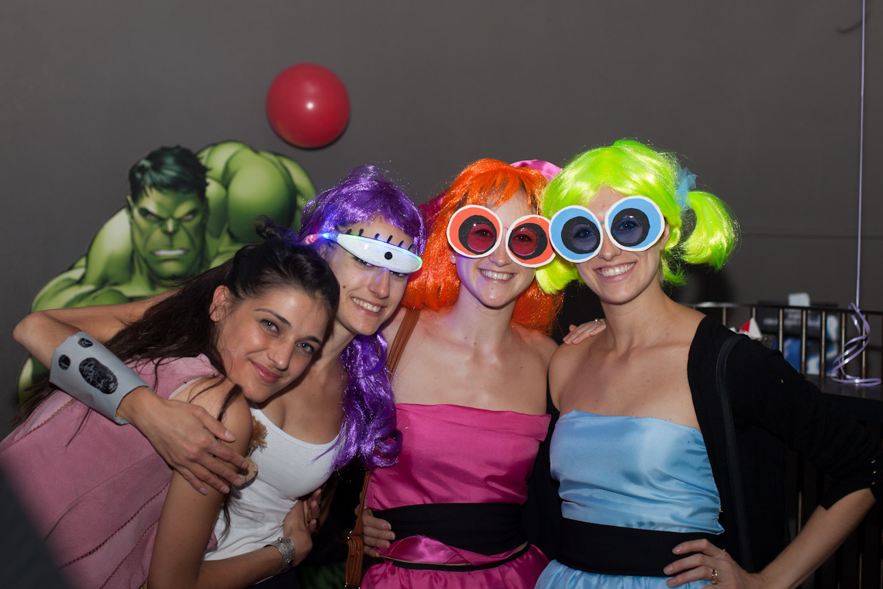 Photos from the Costume Party Animation Obligation at Yart Bar