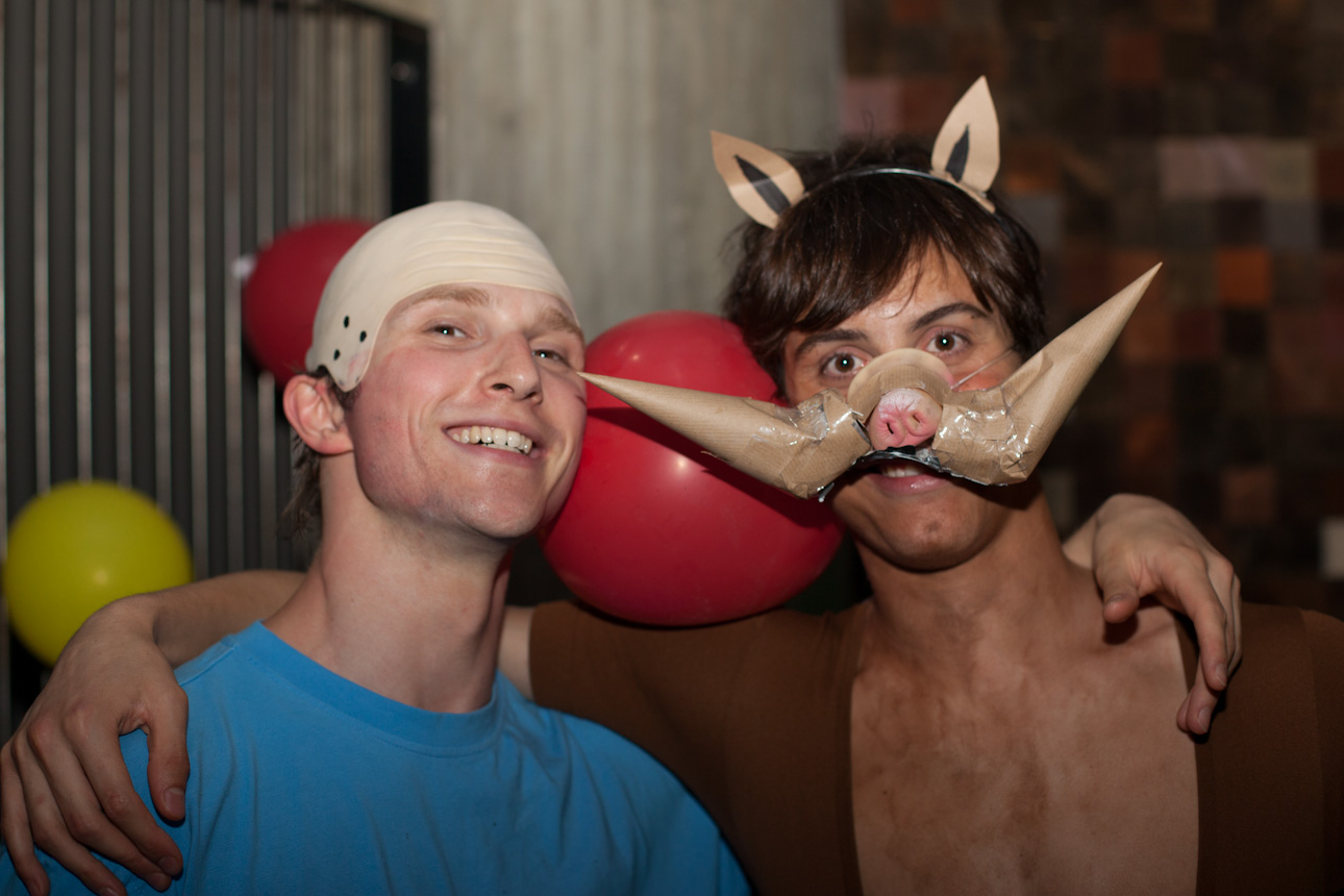 Photos from the Kostüm Party Animation Obligation at Yart Bar