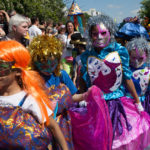 Photos vom Kostüm UmzugKarneval der Kulturen