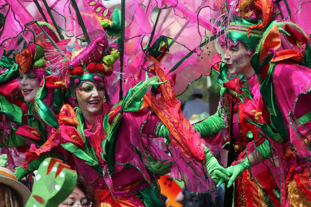Photograph Berlin Kreuzberg dokumentierte den Karneval der Kulturen
