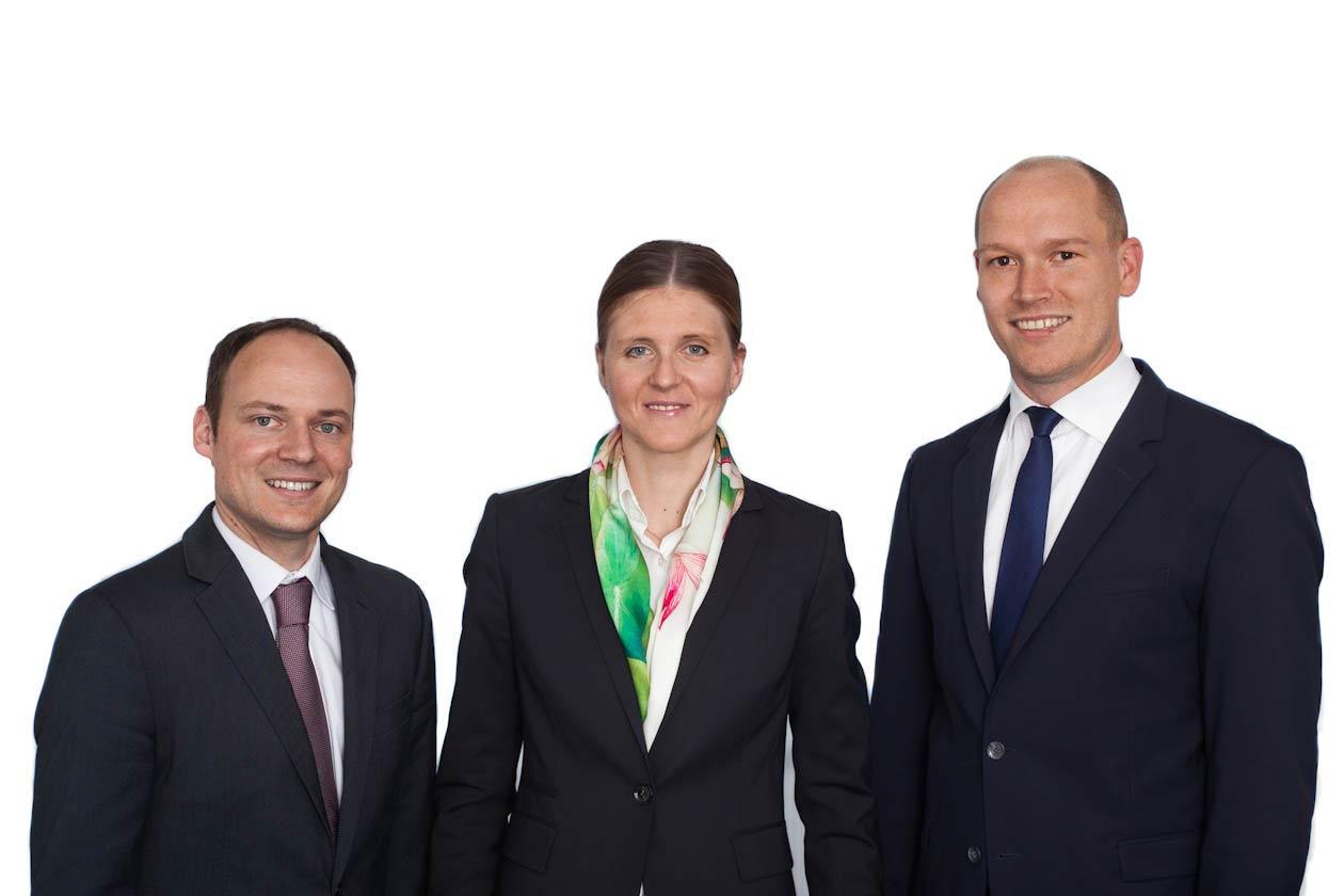 Firmenfotografie Berlin - HOS Rechtanwälte