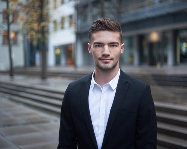 Business Portrait Berlin für Ihr Xing und LinkedIn Profil