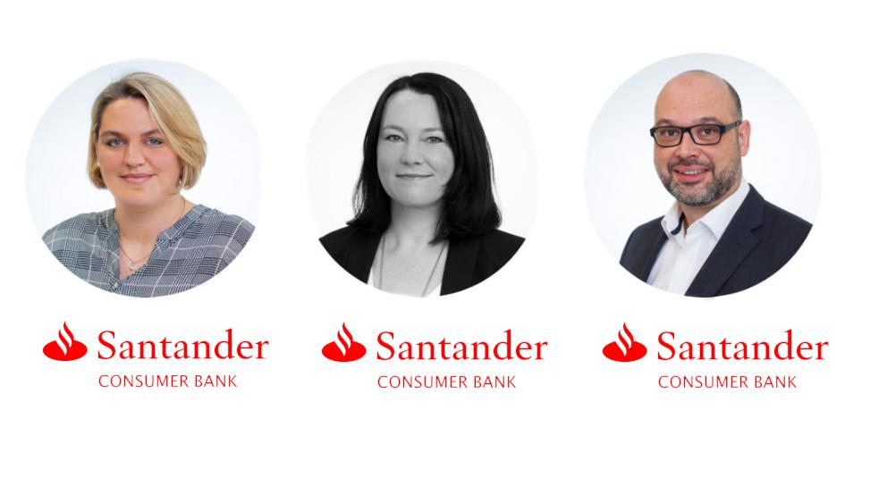 Imagefotografie und Corporate für die Santander Consumer Bank