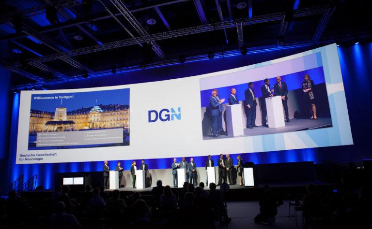 Messefotografie DGN Kongress