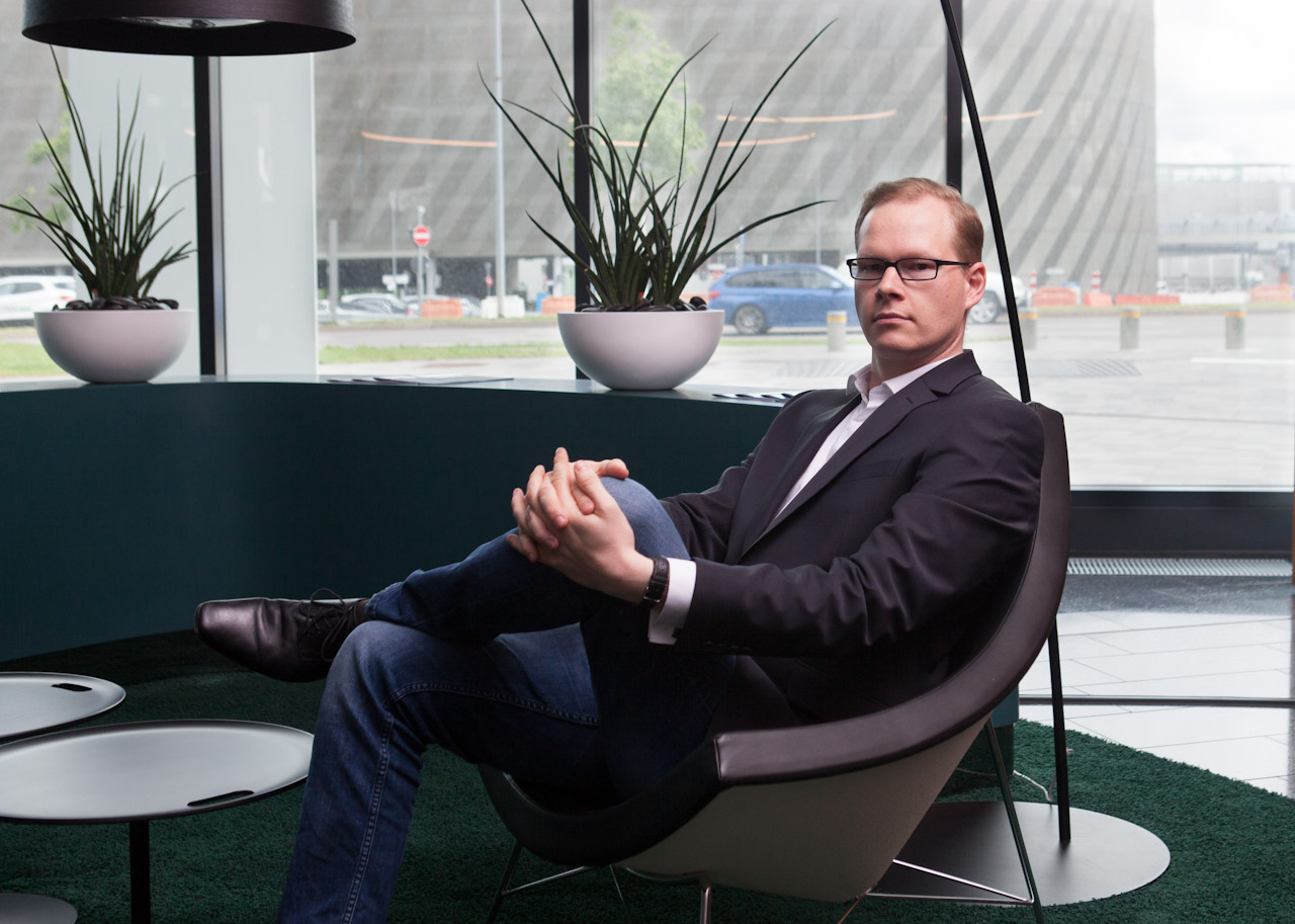 Corporate Businessfotografie Berlin für Industrie und Wirtschaft